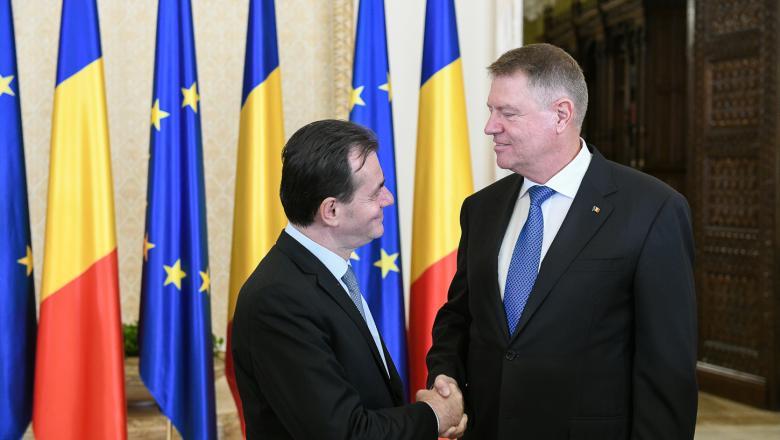 Guvernul Orban a fost dat jos!
