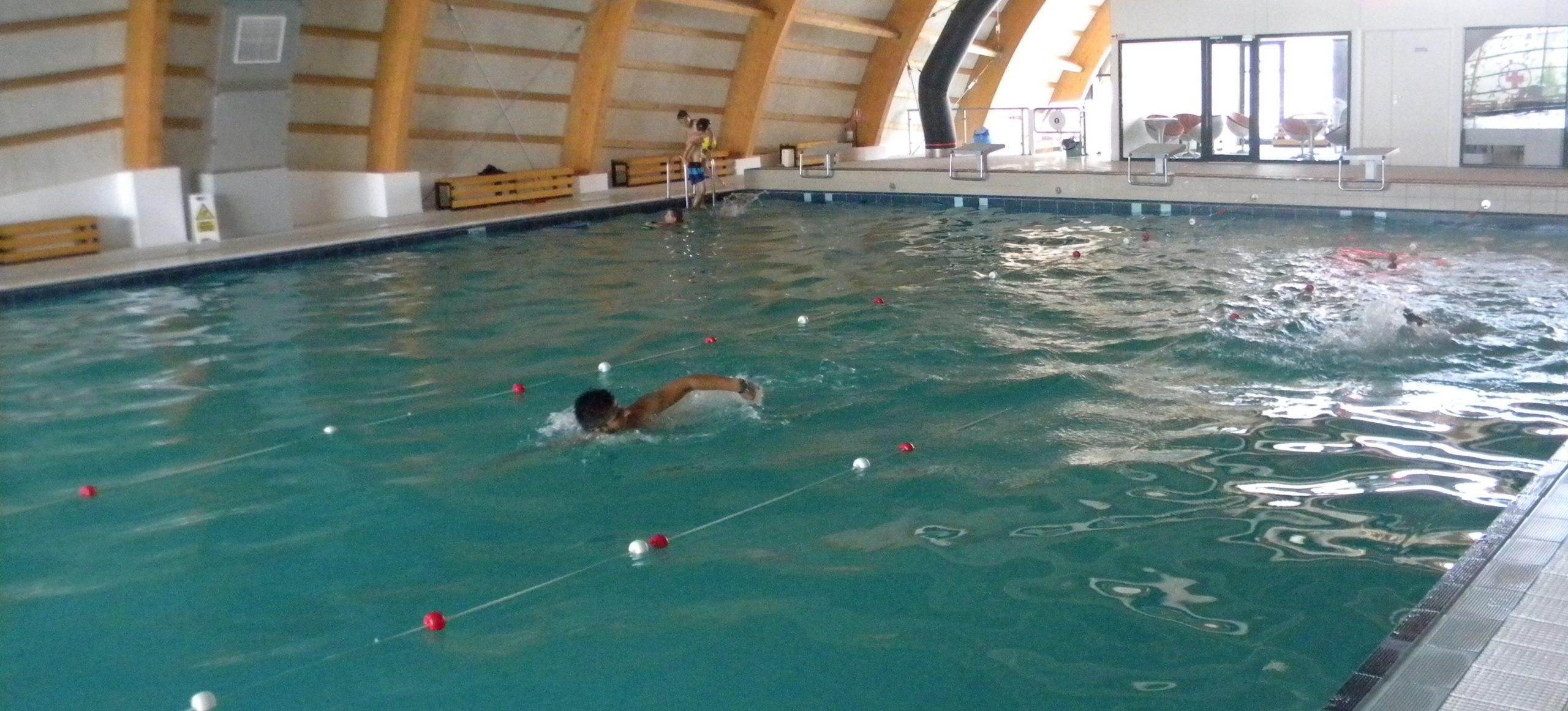 COVID-19: se închide bazinul de înot din Slatina