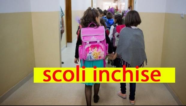 Sistemul de învăţământ blocat din cauza COVID-19. Elevii vor sta acasă în perioada 11-22 martie