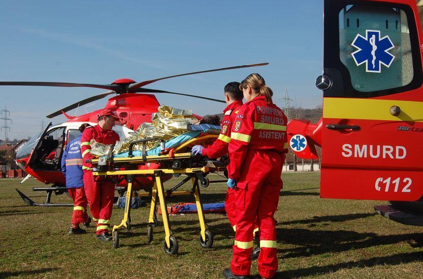 Muncitorul de la Alro Slatina, care a suferit arsuri pe 70% din suprafaţa corporală, are nevoie URGENT de sânge