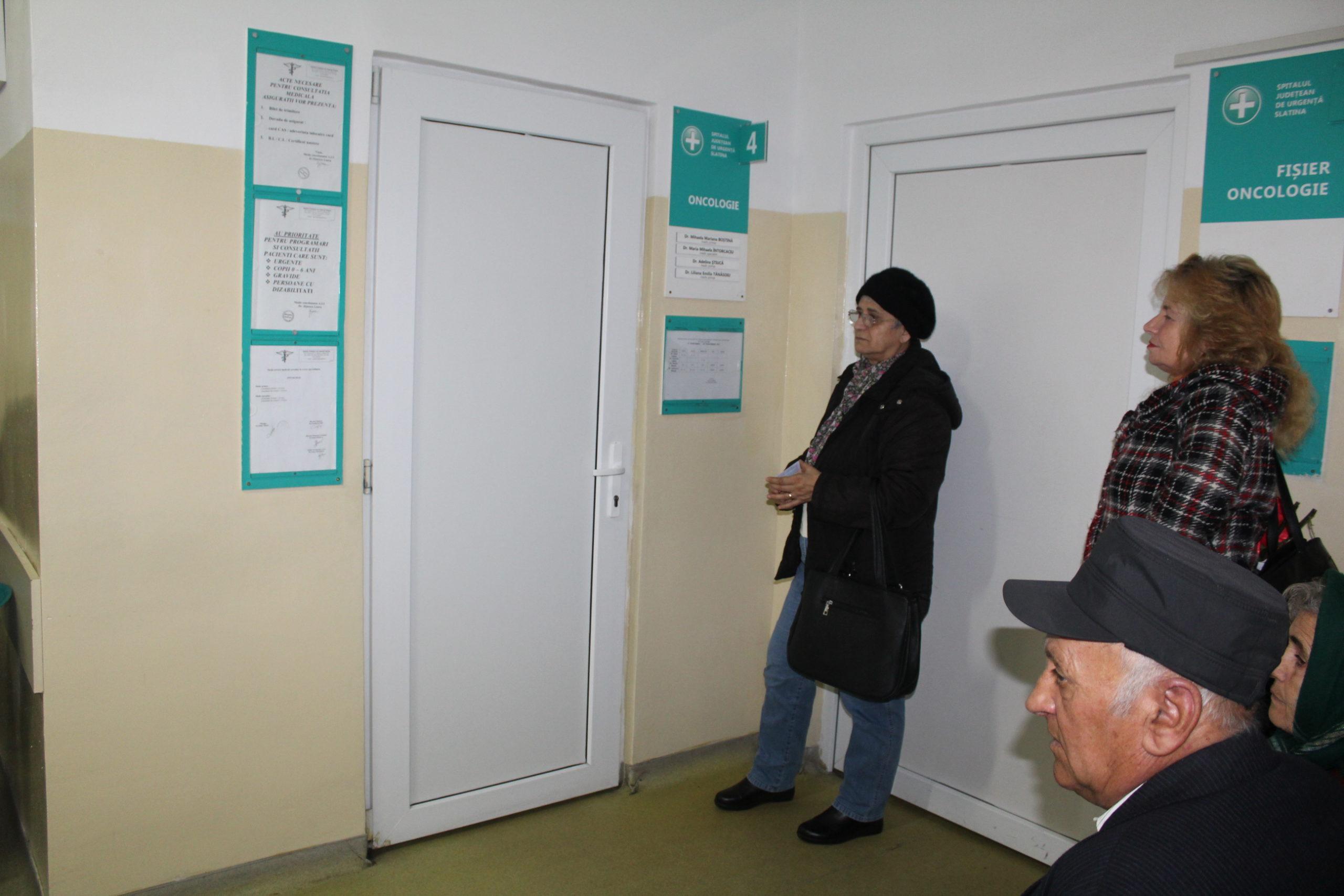 Pacienţii nu mai au nevoie de bilet de trimitere, până pe 30 septembrie, pentru consultaţiile din Ambulatoriu