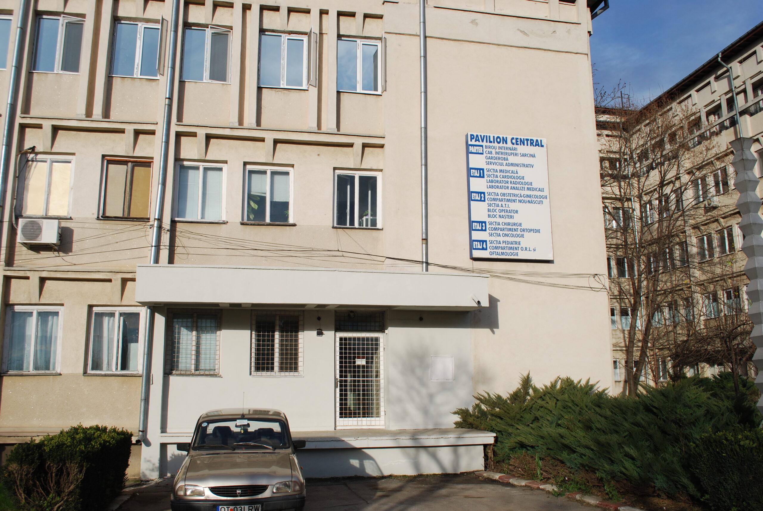 Două decese, în ultimele 24 de ore, în spitalul suport COVID-19 din Caracal. O persoană este din Olt, iar cealaltă din Argeş