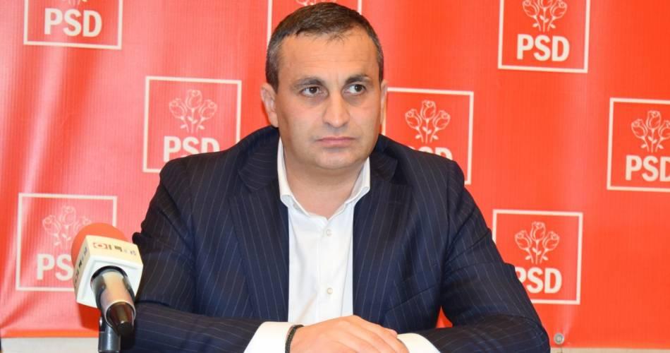 PSD obţine majoritate în Consiliul Judeţean Olt. Marius Oprescu, reales pentru un nou mandat de preşedinte