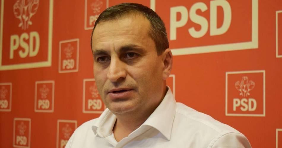 """Marius Oprescu, preşedintele CJ Olt: """"Îmi doresc în Parlamentul României oameni profesionişti, care să asigure judeţului Olt investiţii şi siguranţa unui trai mai bun"""""""