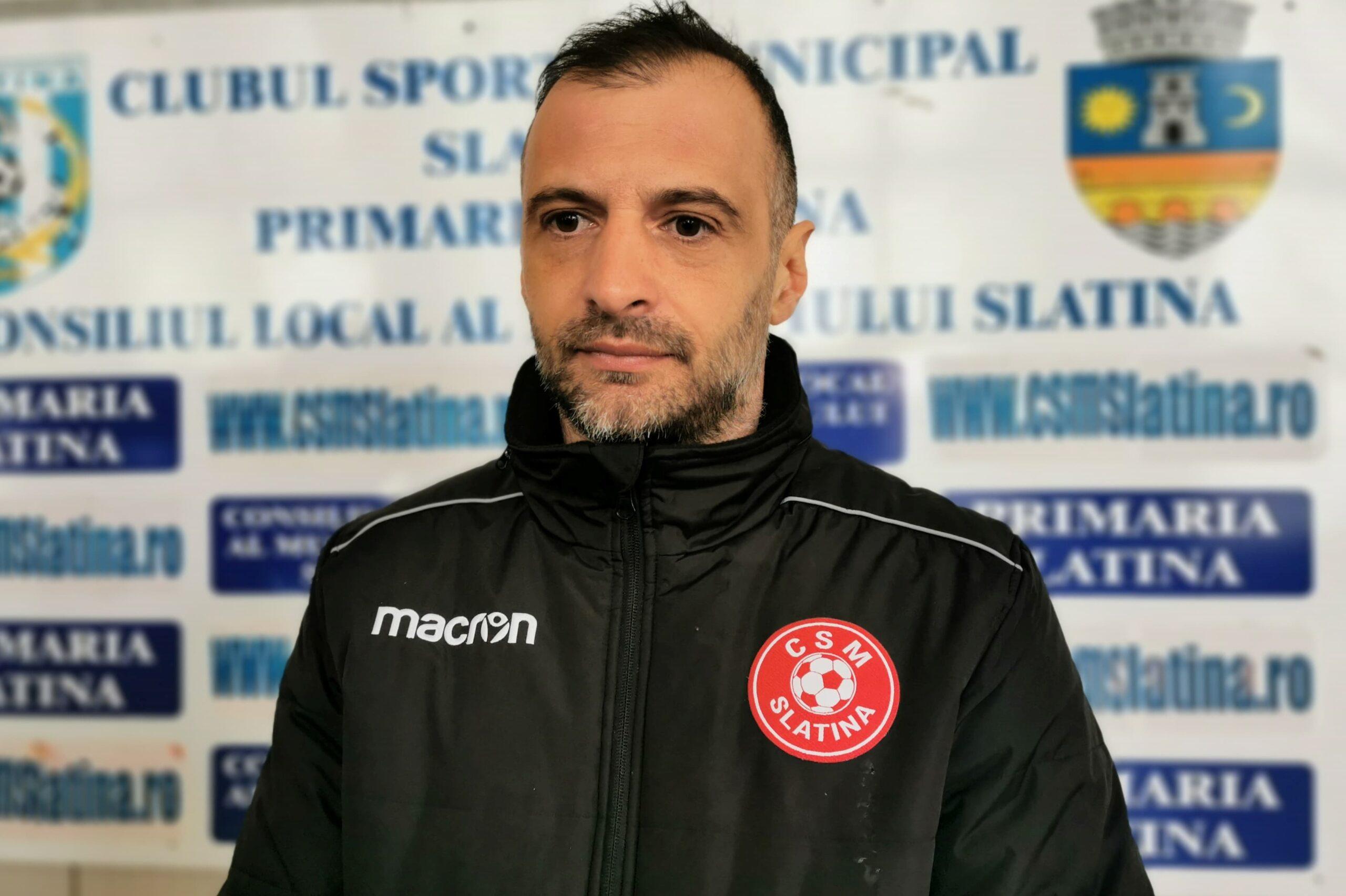 """Dinu Todoran, înaintea partidei de pe Cluj Arena: """"Sperăm să obţinem un rezultat pozitiv"""""""